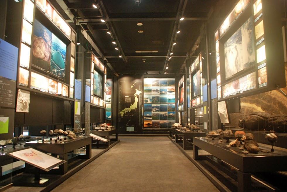 伊豆大島火山博物館|伊豆大島ジ...